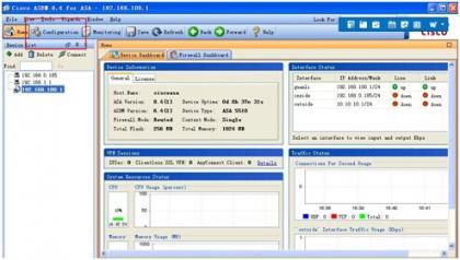 Cisco_ASA(8.4)CLi与ASDM端口映射配置也可以用于ASA9.0+ 版本
