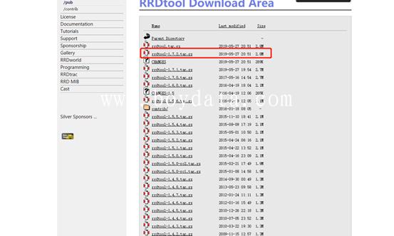 centos7环境php支持扩展rrdtool